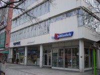 Münchener Stadtbibliothek Laim