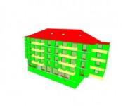 Neuerrichtung von 7 Mehrfamilienhäusern mit Tiefgarage